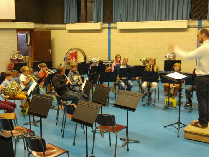 Start van het nieuwe leerlingenorkest