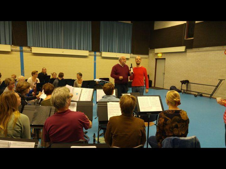 Harm Vuik nieuwe dirigent