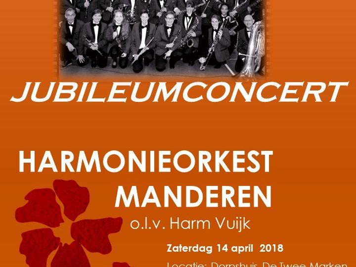 Voorjaarsconcert 14 april 2018