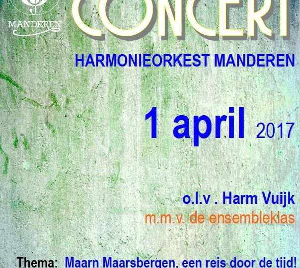 Voorjaarsconcert 01-04-2017